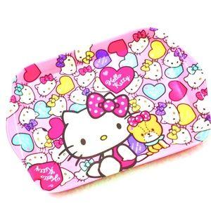 HELLO KITTY SMALL TRAY/CATCH-ALL Multi-Color Heart